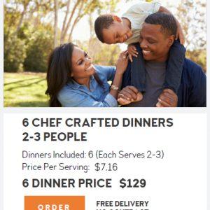 Family Friendly Dinner Kit