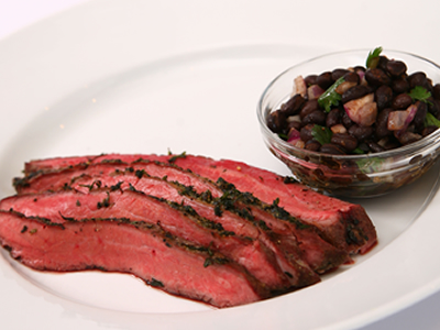 Argentinean Grilled Flank Steak Meal Kit