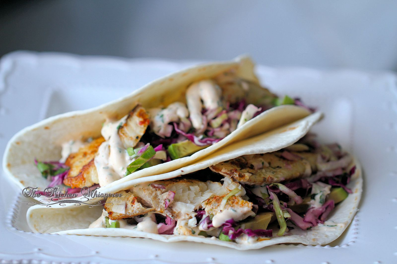 Baja Fish Tacos with Red Onion Relish Meal Kits Delivery