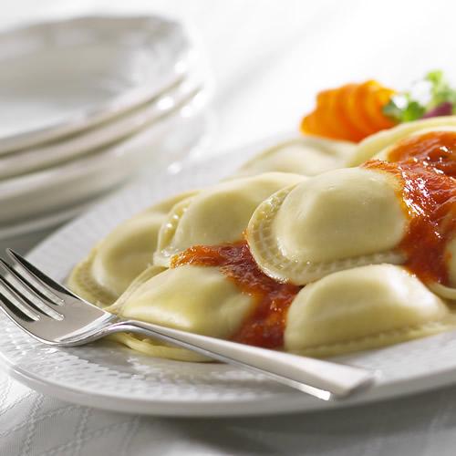Cheese Ravioli Parma Rosa