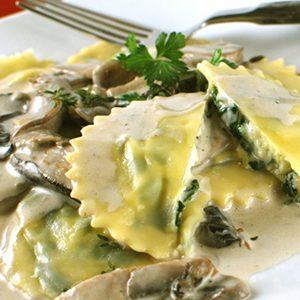 Ravioli Bianca Meal Kit