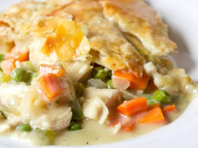 Chicken Pot Pie Meal Kit