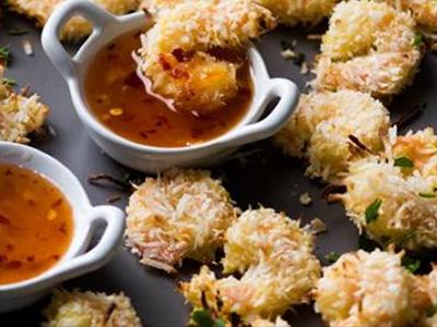 Coconut Shrimp Meal Kit