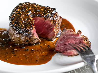Bistro Steak with Cognac Sauce Meal Kit