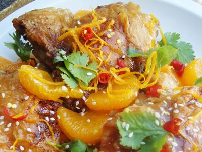 Hawaiian Chicken Meal Kit