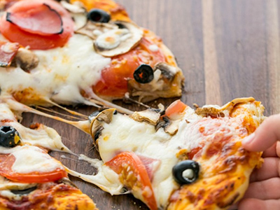 Make Your Own Pizzas Meal Kit Dinner A'Fare