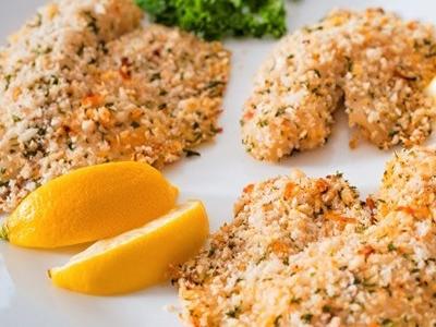Parmesan Tilapia Meal Kits