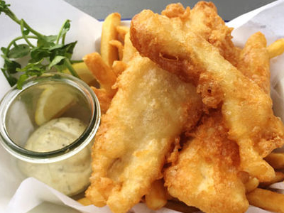 Fish and Chips Meal Kit