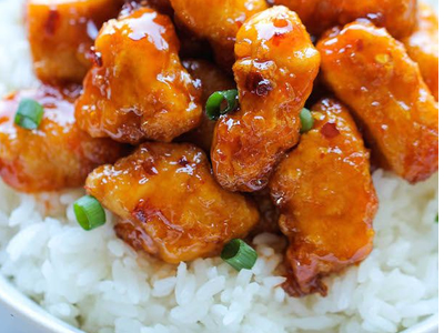 Firecracker Chicken Meal Kit