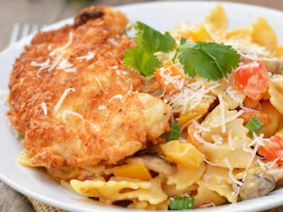 Louisiana Style Chicken Pasta